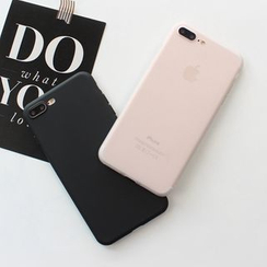 Homap - Matte Mobile Phone Case - Apple iPhone 6 / 6 Plus / 7 / 7 Plus