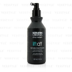 Keratin Complex - Style Therapy Lift Off Root Amplifying Styling Gel (Keratin-Enhanced Formula Flexible Hold For Amped-Up Style)