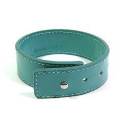 Kamsmak - Sleek Leather Bangle