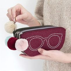 iswas - 'The Basic' Series Glasses Pouch