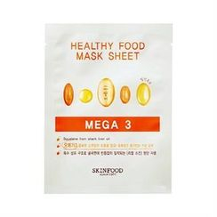 Skinfood - Healthy Food Mask Sheet (Mega 3) 1pc