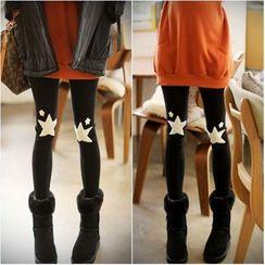 Ashlee - Star Applique Leggings