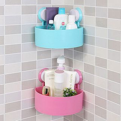 UnoStop - Wall Suction Bathroom Organizer