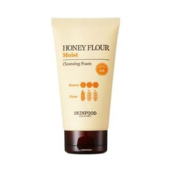 Skinfood - Honey Flour Cleansing Foam (Moist) 150ml