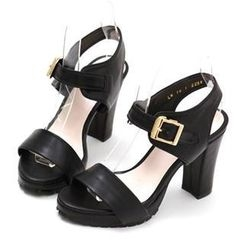 REDOPIN - Platform High-Heel Sandals