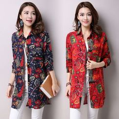 Splashmix - Printed Long Shirt