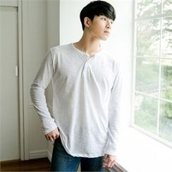STYLEMAN - Colored Henley