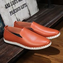 Ireoul - Faux Leather Loafers