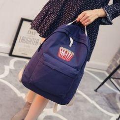 Seok - 刺绣背包