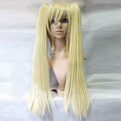 Ghost Cos Wigs - Axis Powers Double Ponytail Cosplay Wig