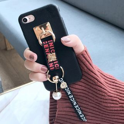 Homap - Faux Leather Mobile Phone Case - Apple iPhone 6 / 6 Plus / 7 / 7 Plus