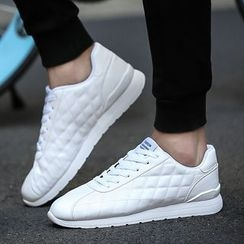 HANO - Quilted Sneakers