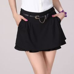 In the Mood - A-line Skort