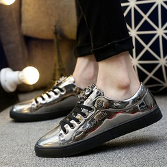 Chariot - 拼接休闲鞋