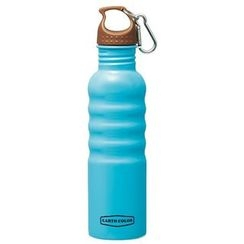 Skater - Earth Color Stainless Outdoor Bottle (Turquoise Blue)