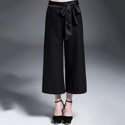 Alaroo - 寬腿褲子