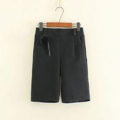 Mushi - Wide Leg Shorts