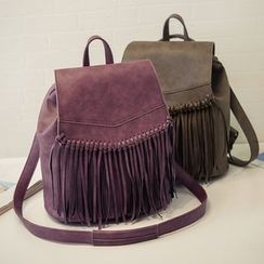 Nautilus Bags - Fringed Backpack