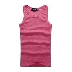 MR.PARK - Ribbed Tank Top