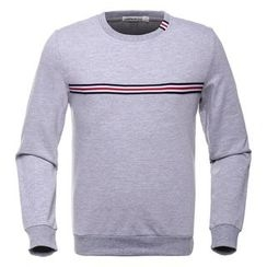 uninukoo - Striped Sweatshirt