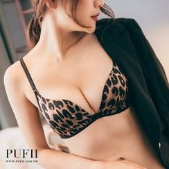 PUFII - Set:  Wireless Bra + Panties