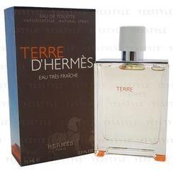 Hermes 爱马仕 - 大地男士雨后清新淡香水