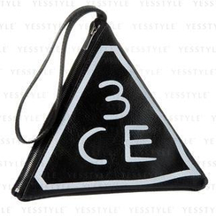 3 CONCEPT EYES - Triangle Pouch (Black)