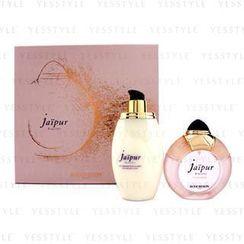 Boucheron - Jaipur Bracelet Coffret: Eau De Parfum Spary 100ml/3.3oz + Body Lotion 200ml/6.7oz