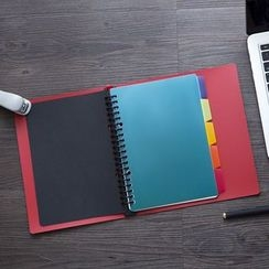 Home Simply - A5 Loose-Leaf Notebook