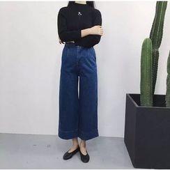 Jeans Kingdom - Wide Leg Jeans