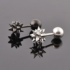 Trend Cool - Spike Single Stud Earring