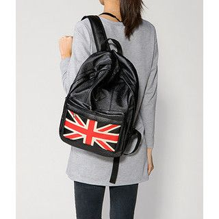 59 Seconds - Union Jack Backpack