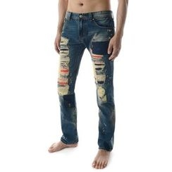 TheLees - Distressed Skinny Jeans