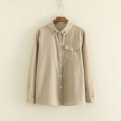 三木社 - 刺繡襯衫