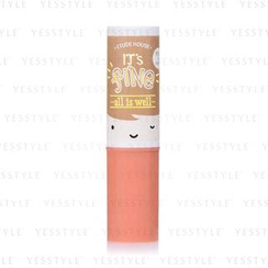 Etude House - Don't Worry Happy Change Lip Balm (#03 Peach Hot Pink Tint)