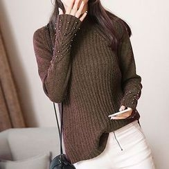 Falaso - Mock neck Sweater