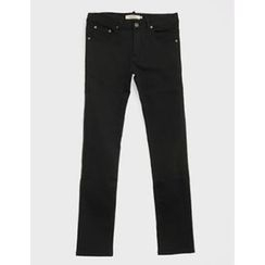 STYLEMAN - Plain Straight-Cut Pants