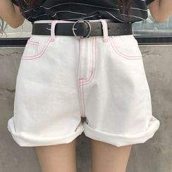 Dute - Denim Shorts