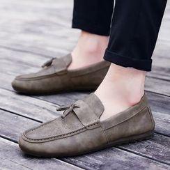 Tabris - Brogue Loafers