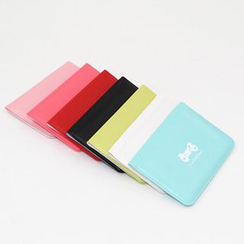 Evora - Bow Printed Card Holder