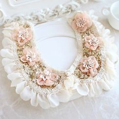 ABOX - Flower Decorative Collar