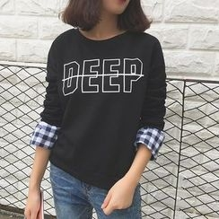 Jolly Club - Printed Pullover