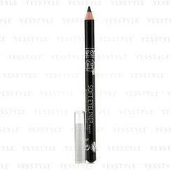 Lavera - Soft Eyeliner Pencil - # 01 Black
