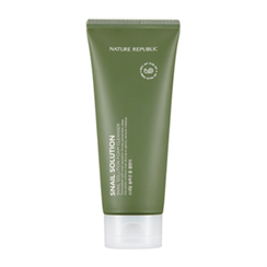 Nature Republic - Snail Solution Foam Cleanser 150ml
