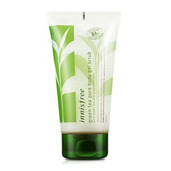 Innisfree - Green Tea Pure Body Gel Scrub 150ml