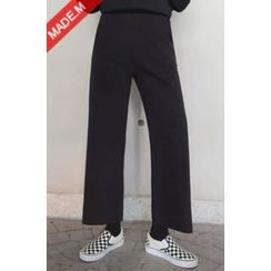 MICHYEORA - Wide-Leg Sweatpants