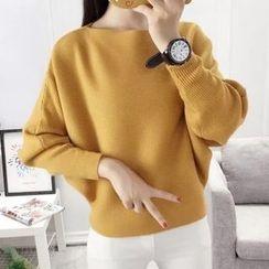lilygirl - Dolman Sleeve Sweater