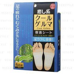 HADA RiKi 肌麗 - 樹液保健貼布 (薄荷香味) (藍色)