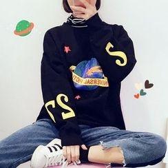 YUKISHU - Printed Sweatshirt