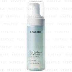 Laneige - White Plus Renew Bubble Cleanser